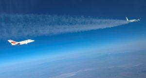 emisii aviație
