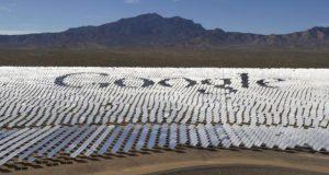 Google energie regenerabilă