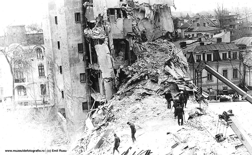 Cutremurele din România și efectele lor
