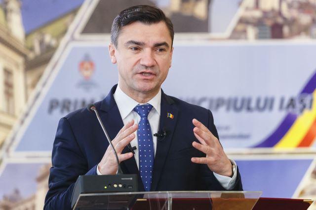Mihai Chirica, Primarul Municipiului Iași, despre strategia zero deșeuri, zero waste
