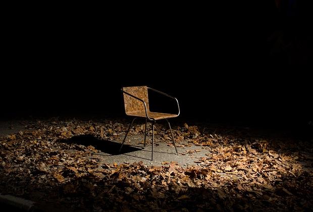 scaun biodegradabil