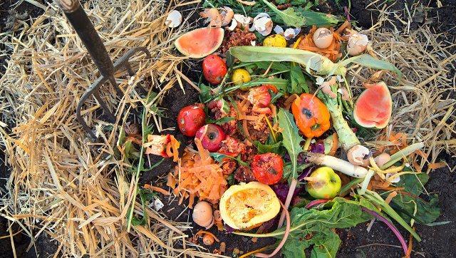 compost foto: Rodale's Organic Life