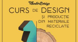 curs design materiale reciclate