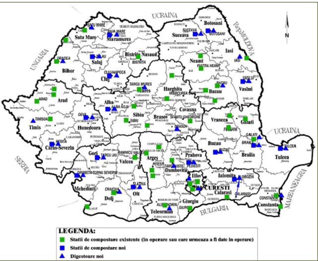 planul național de gestionare a deșeurilor