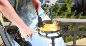 SolSource Sport, grătarul care gătește numai cu ajutorul soarelui