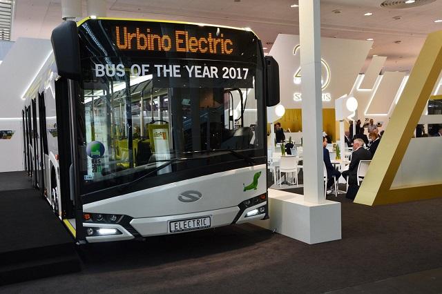 Autobuze electrice pentru clujeni