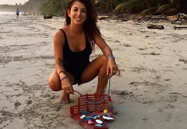5minutebeachcleanup, mișcarea prin care voluntarii curăță plajele în 5 minute