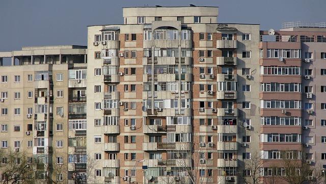 România are cel mai vechi stoc de locuințe din Europa