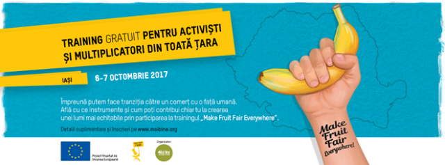 comerț echitabil fair trade