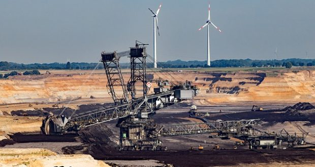 energie cărbune regeneabile
