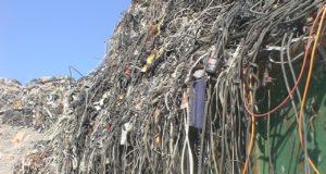 Deșeuri electronice raport global