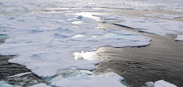 Regiunea arctică schimbări climatice