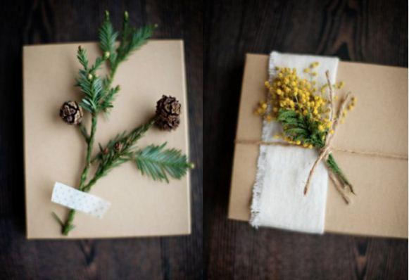 Idei creative de împachetat și decorat cadourile
