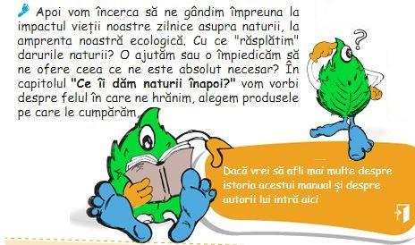 Ora de ecologie. Programa școlară face loc noțiunilor de educație ecologică