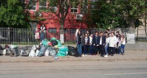 Let's Get Green, campanie națională de educație ecologică și voluntariat