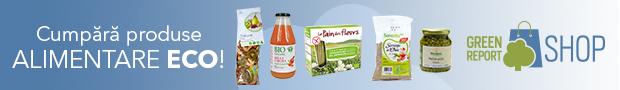 Green Report Shop Produse alimentare eco