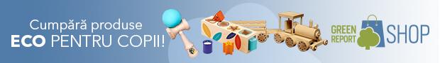 Green Report Shop Produse ECO pentru copii