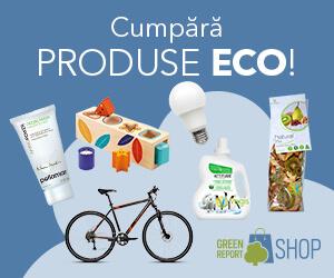 Green Report Shop – Produse Eco