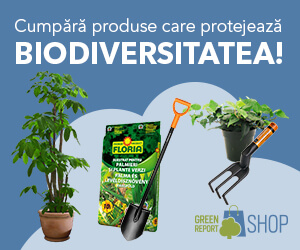 Green Report Shop – Protejează Biodiversitatea