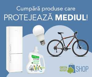 Green Report Shop – Protejează Mediul