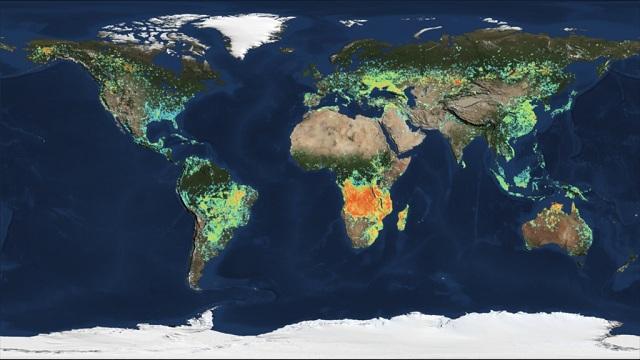 metan combustibili fosili nasa