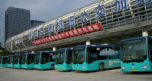 shenzen autobuze electrice