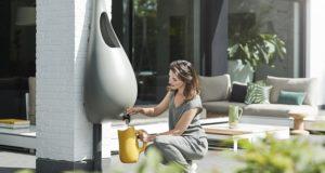 Raindrop, butoiul stilizat în care poți colecta apa de ploaie
