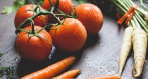 dieta vegetariana mediu