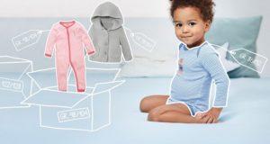 Tchibo Share, serviciul prin care poți închiria haine din bumbac organic pentru copii