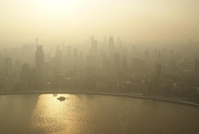 poluarea aerului criminalitate