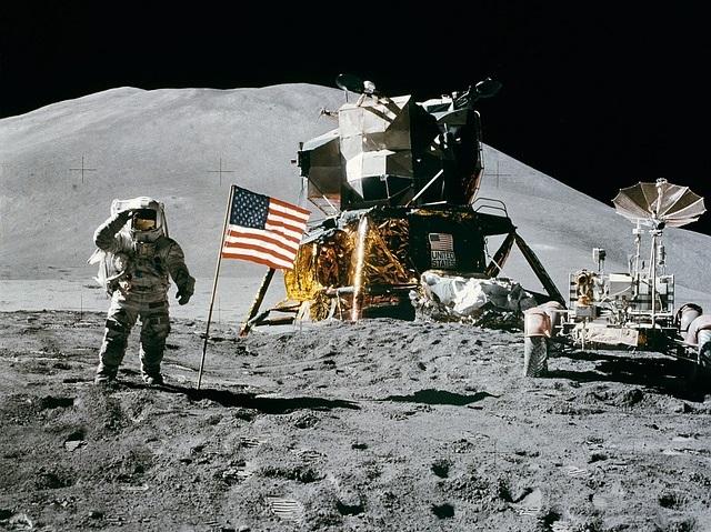 181.000 de kilograme de deșeuri, lăsate de oameni pe Lună