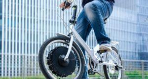 EvoWheel, roata care transformă aproape orice bicicletă într-una electrică