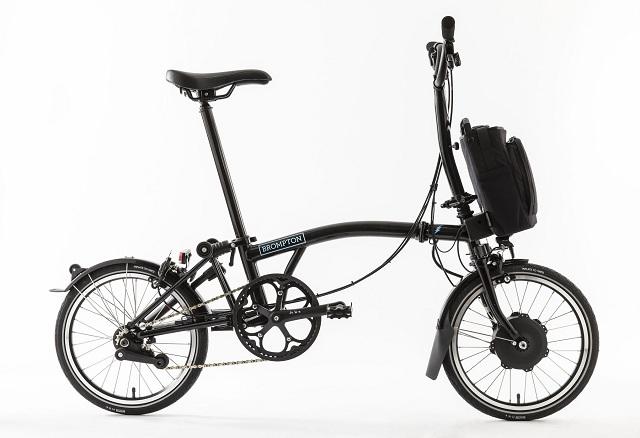 brompton biciclete electrice