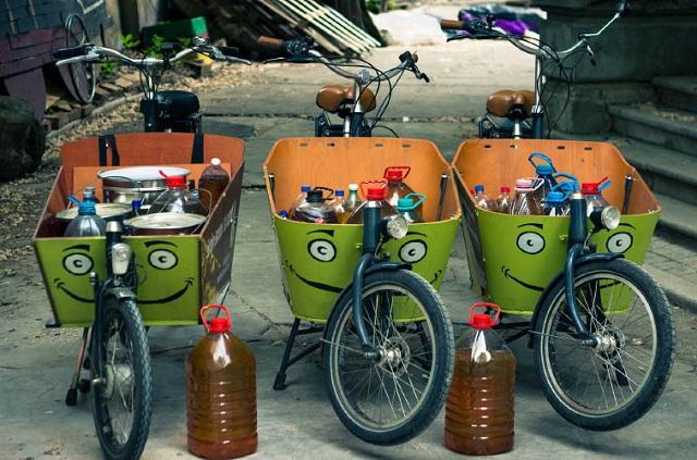 Locuri din toată țara unde poți să predai uleiul alimentar folosit