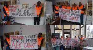Protest anunțat sâmbătă, 10 martie, pentru un mediu sănătos în Bucureștii Noi