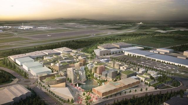 oslo oras aeroport sustenabil