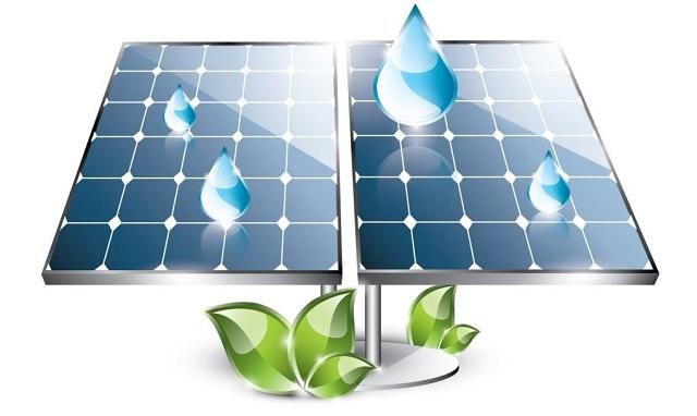 panou solar hibrid