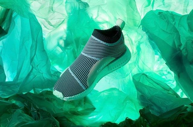 adidas plastic oceane