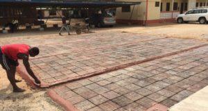 ghana asfalt plastic