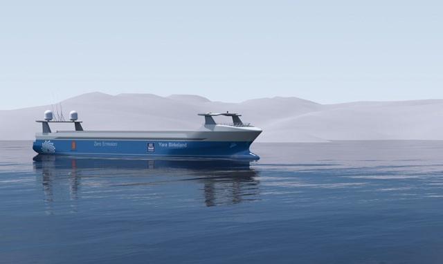 nave autonome