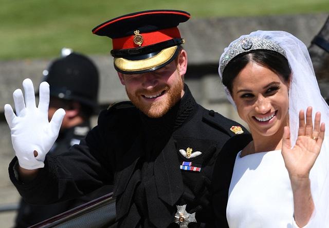 O parte din donațiile pentru nunta regală au mers la un ONG pentru mediu