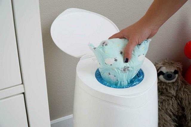 A fost inventată o mașinărie care poate recicla 100 de kilograme de scutece într-o oră
