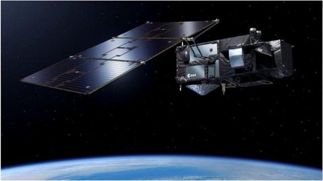 sentinel satelit