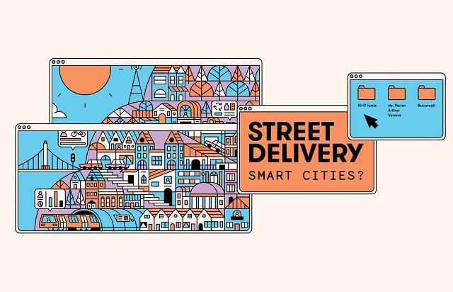 Grija față de mediul înconjurător, tema centrală la Steet Delivery 2018