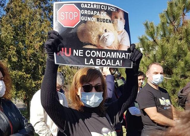 Protest anunțat pentru miercuri împotriva aerului poluat din nord-vestul Bucureștiului