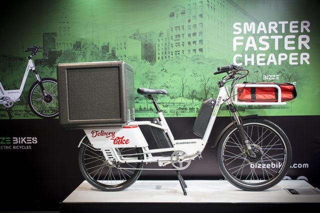 BizzeBikes lansează bicicleta electricădestinată livrărilor la domiciliu