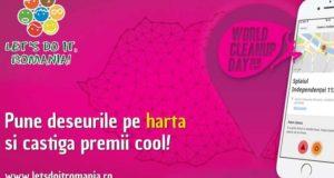Premii de la Let`s Do It, Romania! pentru voluntarii implicați în realizarea Hărții Deșeurilor