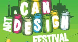 Can Art&Design Festival premiază lucrări de peste doi metri din doze de aluminiu