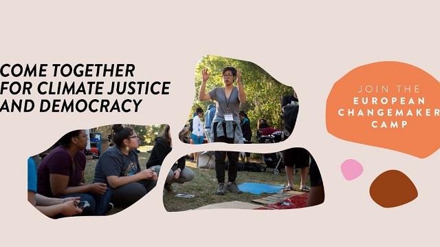 Participare gratuită la tabăra European Changemaker pentru 300 de tineri