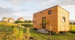 Viața într-o casă mică. Eco Tiny House, o afacere pornită de la un proiect personal